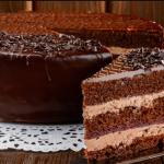 Торт Пражский пошаговый рецепт в домашних условиях с фото