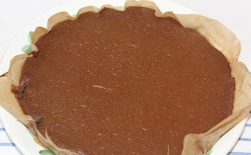корж для торта Африканская ромашка